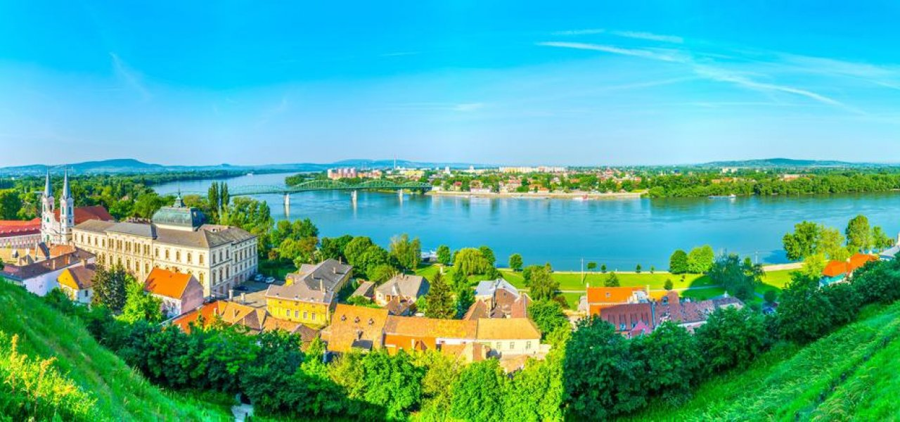 hungarian-city-esztergom-slovakian-city-sturovo-and-danube-river